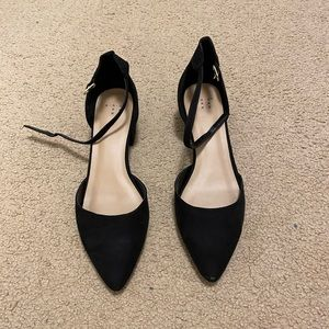 A Newday black heels size 8 1/2